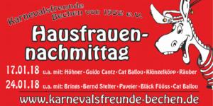 76. Hausfrauennachmittag @ Sülztalhalle Kürten | Kürten | Nordrhein-Westfalen | Deutschland